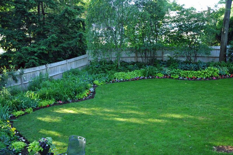 Part shade garden shade gardens gardens by eileen for Part shade garden designs