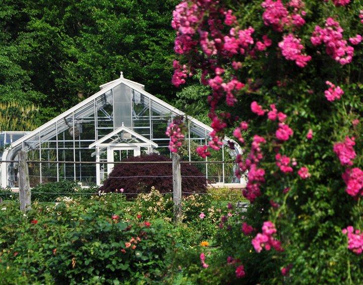 Elizabeth Park Rose GardensGreenhouse,West Hartford CT